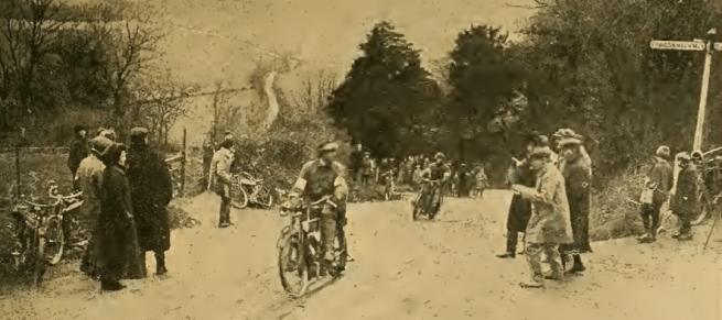 1912 CROYDON PRESSLAND