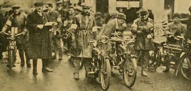 1912 CROYDON START