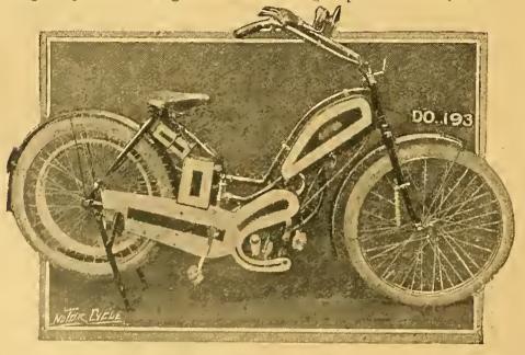 1912 CUSTOMBIKE
