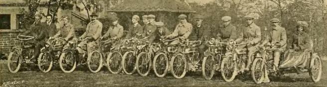 1912 DAIMLER CLUB