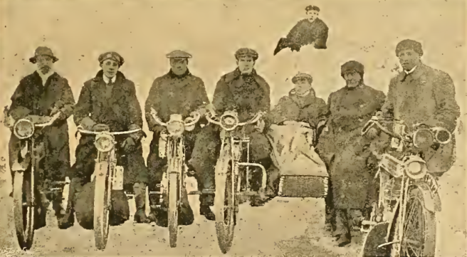 1912 DERBY WINTER TRIAL