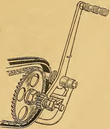 1912 DOUGLAS STARTER