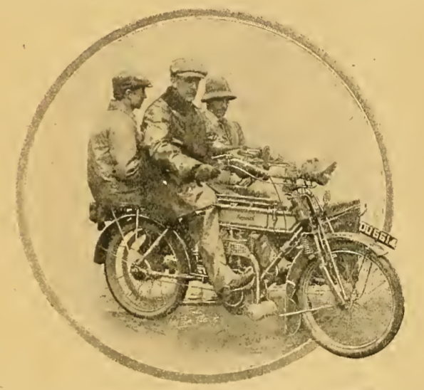1912 EXCELSIOR COMBO