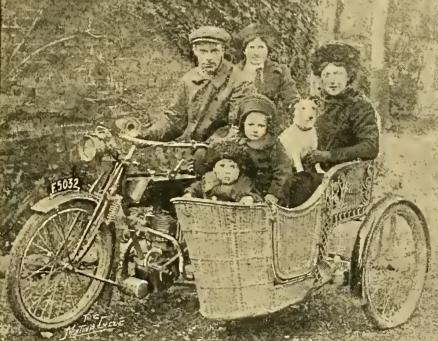 1912 FAMILY COMBO