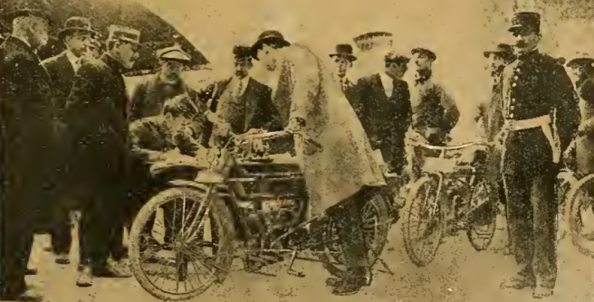 1912 FRENCH ARMY BIKES