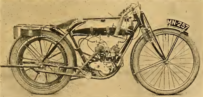 1912 HUMBER JNRTT