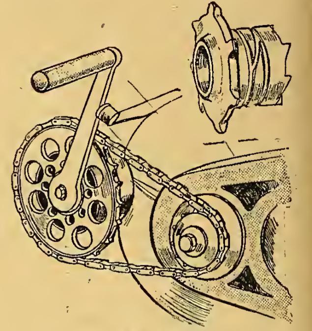 1912 INDIAN STARTER
