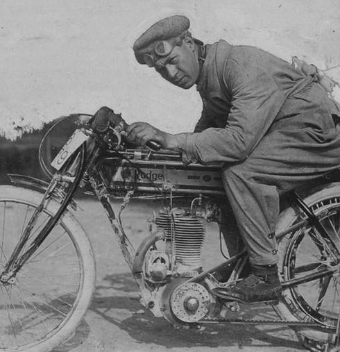 1912 ITALIAN RUDGE
