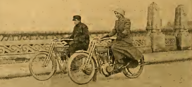 1912 LADY RIDERS