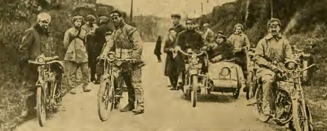 1912 LANDS END CHARD