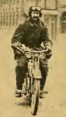 1912 LANDSEND OILY