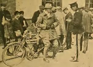 1912 LEGION SIGNING IN
