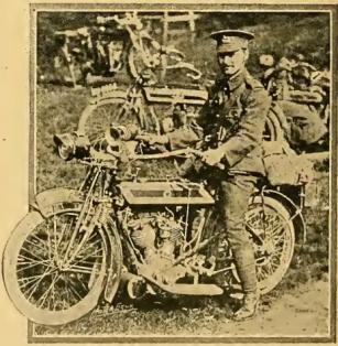 1912 LEGION SQUADDIE