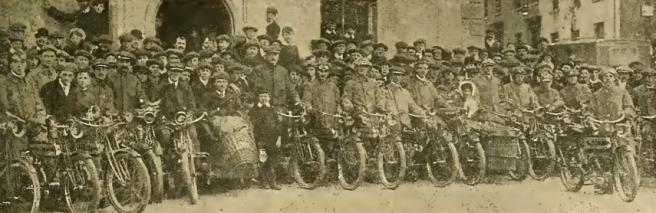 1912 LLANELLY &DMCC