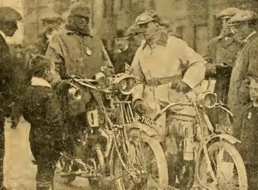 1912 LONED FINISH