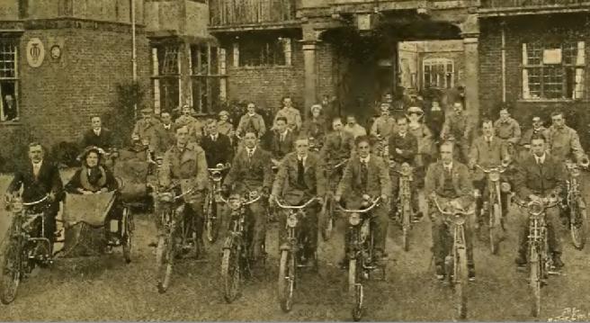 1912 LUTON SBEDS MCC