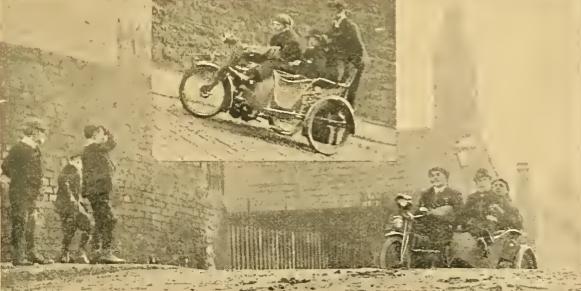 1912 MANCHESTER CLIMB