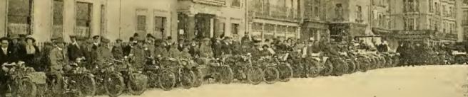 1912 MCC BRIGHTON RUN