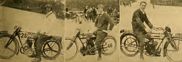 1912 MCCBROOKLANDS
