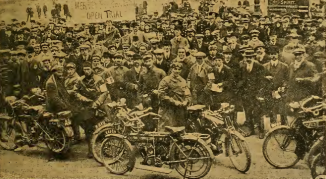 1912 MERSEYTRIAL END