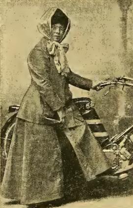 1912 MRS WADE SKIRT