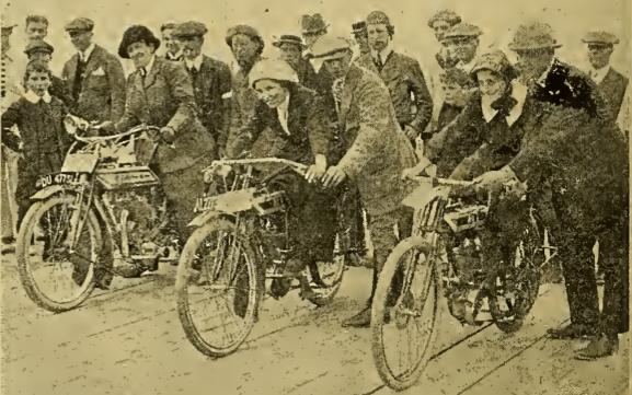 1912 NOTTS FAST WOMEN