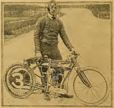 1912 RIDE5 BARNES U