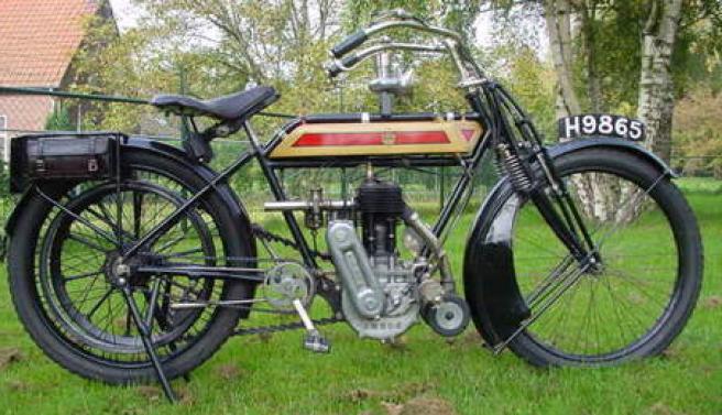 1912 ROVER
