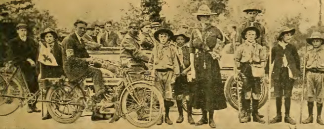 1912 SCOUTS