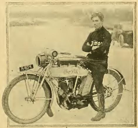 1912 SHAW THOR