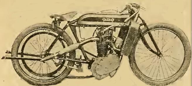 1912 SINGER 4V RACER