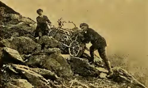 1912 SNOWDEN CLIMB