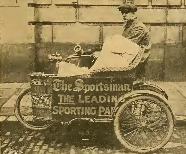 1912 SPORTSMAN