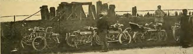 1912 STONEHENGE