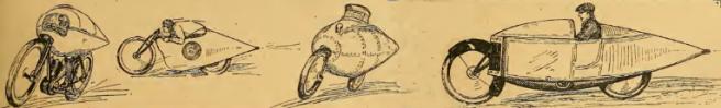 1912 STREAMLINERS