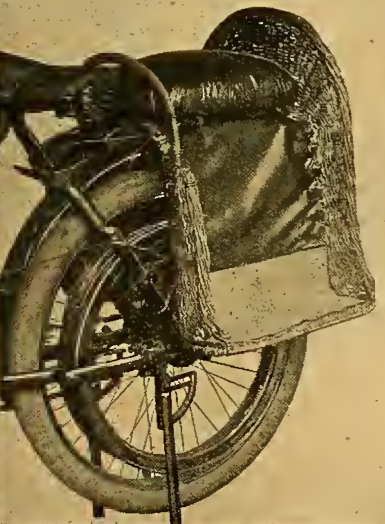 1912 TANDEM SEAT