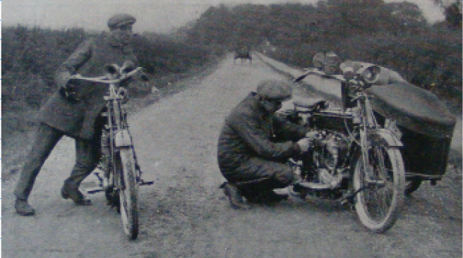 1912 TESTERS ENFIELDS