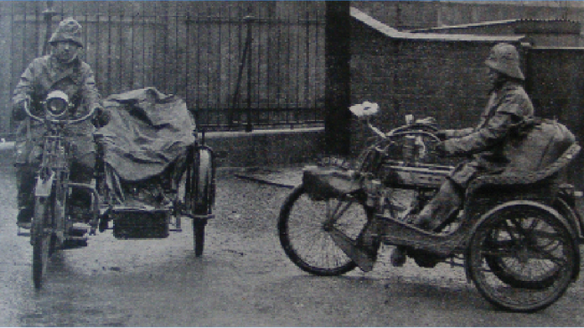 1912 TESTERS RUDGES