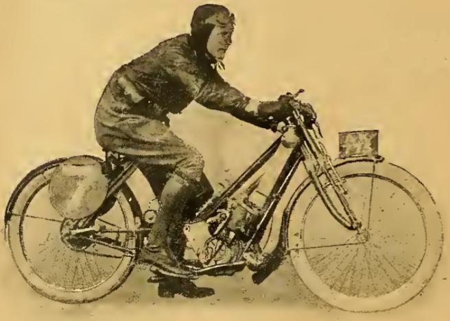 1912 TT APPLEBEE