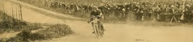 1912 TT BLUMFIELD RAMSEY