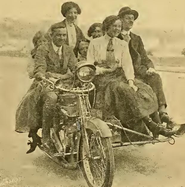 1912 TT CLYNO COMBO