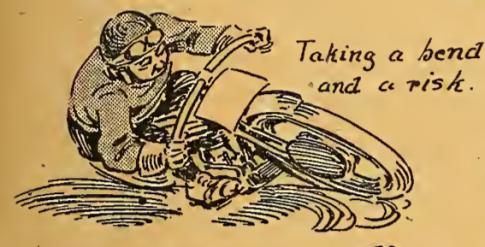 1912 TT CORNERING AW