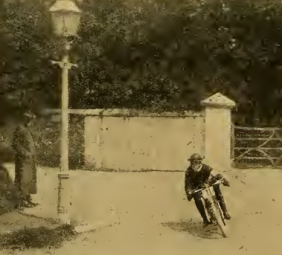 1912 TT E KICKHAM BRAY