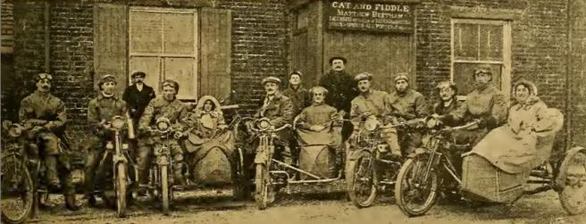 1912 TT EN ROUTE