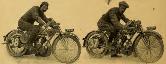 1912 TT HARRY+CHARLIE PIC