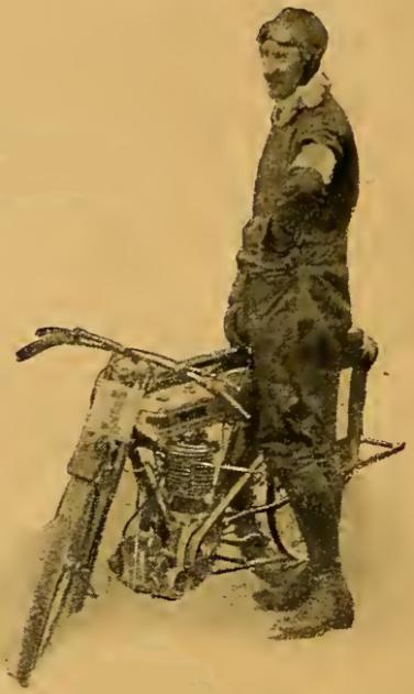 1912 TT HASWELL