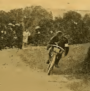 1912 TT PW OWEN HILBERRY