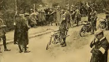 1912 TT SENIOR START