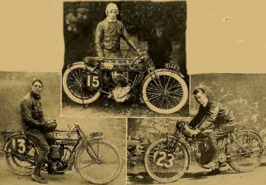 1912 TT TRIO