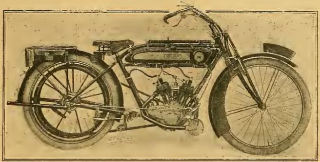 1912 V2 HUMBER